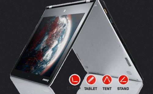 "YOGA 700  11"" 2-in-1 - Silver / White @ Lenovo Shop £418.49 delivered possible TCB/quidco"
