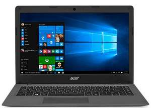 "Acer AO1-431, 14"" HD Windows 10 Intel Cloudbook Laptop, 2GB RAM, 32GB (FREE Office 365 1 year subscription) + MiTEC Micro USB for £130.50 (Using Code) at Tesco Direct (Free C+C)"