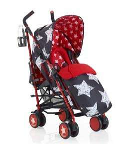 Cosatto supa star stroller, 40% discount. Now £139.99 with free delivery from just4baby