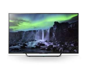 Sony KD-49X8005C 49 inch 4K UHD Widescreen Smart TV with Freeview - Black £499 @ Amazon