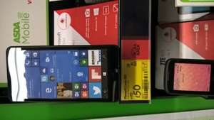 New Lumia 550 £50 in store asda Vodafone?