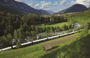 Bargain (I use the term loosely) Trip £1879 on the Orient Express with timeout
