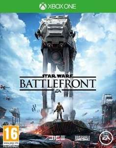 Star Wars Battlefront £17.72 (Xbox One / PS4) using code from Simply Games / Rakuten