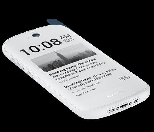 "Yotafone 2 Dual Sided Screen 5"" 1080p  OLED  + HD  E-INK Smartphone £229 delivered @ Yota Phone"