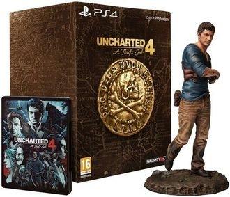 Uncharted 4 - A Thief's End Libertalia Collectors Edition (PS4) £84.87 Delivered (Using Code) @ Boss Deals via Rakuten