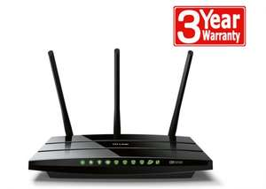 TP-Link Archer C5 - AC1200 Dual Band Wireless Cable Router £42.99 @ eBuyer.com