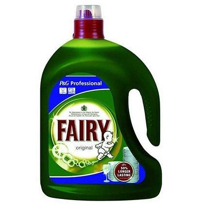 Fairy Professional Liquid 2.5 litres £1 + £3 P&P (Free delivery on £30 spend) @ Poundshop.com £4