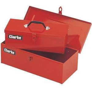 Clarke Tool Storage VAT free savings offer @ Machine Mart