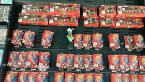 Super Mario Mini Figure x 6 £5.99 / Yohisi x 3 £1.99 -  HMV