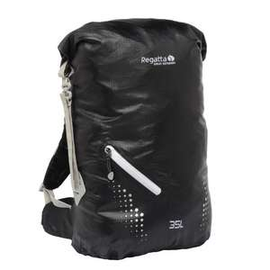 Hydrotech 35 Litre Rucksack reduced £40 to £7.95 @ Regatta Outlet