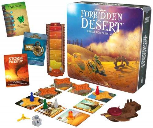 Forbidden Desert board game £13.99 (Prime) / £18.74 (Non Prime) at Amazon