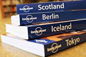 Lonely Planet '3 for 2' on all items + Free Limited Edition Postcards + 15% TCB