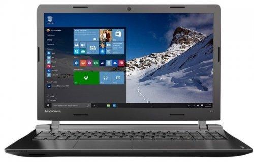 "Lenovo 100-15IBD 15.6"" Intel i3-5005U, 4GB, 500GB, USB 3.0, Bluetooth, Webcam, Windows 10 Black Laptop for £229 at Tesco Direct (Free C+C)"