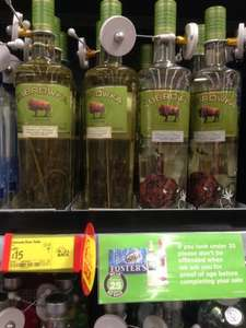 Zubrowka Bison Grass Vodka (70cl) £15 in store at Asda (was £20), £16 online