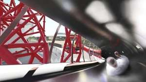 Ride the worlds longest and tallest tunnel slide - Arcelormittal orbit £17 @ London Olympic Park