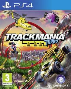 Trackmania Turbo PS4/Xbox One £16.99 [Using Code] @ The Game Collection via Rakuten