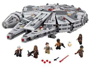 LEGO Star Wars 75105 Millennium Falcon - £93.99 @ Amazon