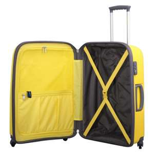 Tripp Holiday 5 4-Wheel Large Suitcase Lemon 102L £49 @ Debenhams free delivery or instore possible Quidco / Topcashback