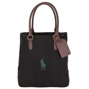 Polo Golf by Ralph Lauren Tote Bag, Polo Black.  Now £72.50,  was up at £145 + £101.50 @ John Lewis