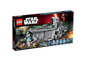 Lego 75103 - First Order Transporter £49.99 @ Amazon
