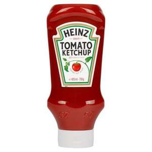 Heinz Ketchup (700 grams) in Iceland for 75p