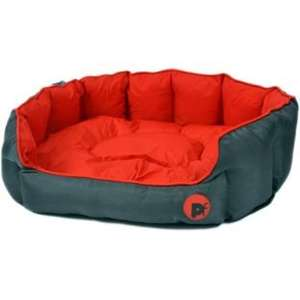 Petface Oxford Extra Large Dog Bed - Red  £17.49 @ Argos online
