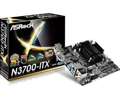 ASRock N3700-ITX M-ITX Intel N3700 Braswell 2DDR3 Motherboard £50.69 @ Amazon
