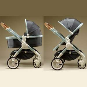 iCandy Peach Designer Collection Pushchair + Carrycot - Classic Edition - £699 Pramworld