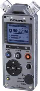 Olympus LS-12 2GB Linear PCM Recorder, £87.99 Amazon Deal Of The Day