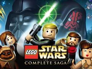 LEGO Star Wars TCS  - 82p on The Google Play Store + More SW Games on Sale