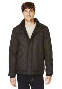 F&F Fleece Lined Padded Jacket £5 at F&F