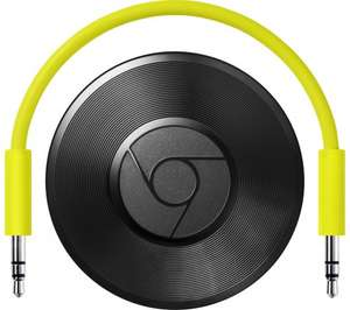 GOOGLE Chromecast Audio - Half Price Again - £15 @ Currys