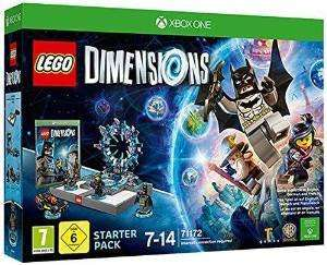 LEGO dimensions starter pack for Xbox one - £65.00 @ Amazon
