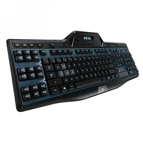 Logitech Gaming Keyboard G510s RGB Backlit £59.97 @ Amazon/John Lewis