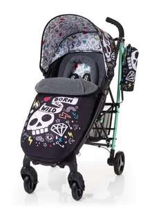 Cosatto yo 2 stroller in tatoodle £200 from boots £180 with code