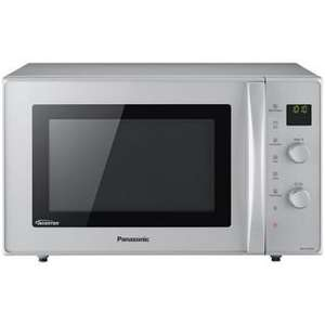 Panasonic NN-CD575MBPQ 1000W Microwave, 27L, 1300W Grill, Max 220C Convection, Combination Microwave - Silver £124.99 @ Argos
