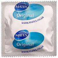 72x Mates Condoms - £9.99 delivered - Freedoms Shop