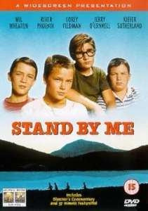 Stand by me dvd classic coming of age movie £1.27 delivered music magpie / Amazon ( very good condition)