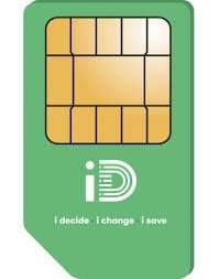250mins, 5000 SMS, 1GB data iD Mobile (Three 4G) 1-month contract £5.00/month