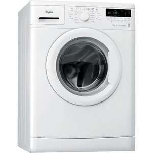 ** Whirlpool 8kg, A+++ 1400rpm Spin Washing Machine with 6th SENSE Technology, WWDC 8440 now £169 delivered @ Tesco Direct **