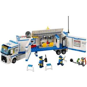 LEGO City Mobile Police Unit 60044 only £13.99 using promo code APR6 @ smyths  plus free c&c