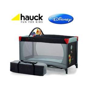 Hauck Disney Dream n Play Travel Cot, £38.90 including postage @ Online4Baby