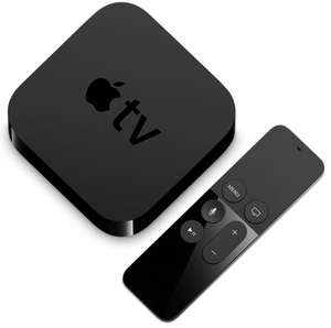 Preowned Apple TV 4th Gen 64GB + Siri Remote (A1625) £112 @ CEX