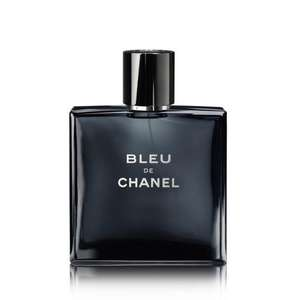 CHANEL BLEU DE CHANEL Eau De Toilette Spray 100ml  £54.82 @ The Fragrance Shop