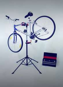 BICYCLE REPAIR WORK STAND @ Amazon £21.98 delivered  sold by D Pro Tools UK.