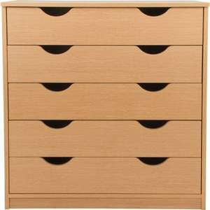 Incredible savings on furniture @ HOMEBASE (Delivery charges vary) Including a 5 drawer chest for £10.00