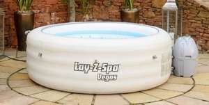 Bestway Lay z spa Vegas only £285 from Tesco Direct (Delivered)