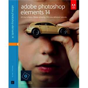 Get Adobe Photoshop Elements 14 & Premiere Elements 14 Bundle for £36.99 Amazon PRIME ONLY