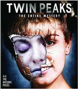Twin Peaks Collection - The Entire Mystery [Blu-ray] £17.99 In store and online @ Hmv (or £18 in store @Fopp)
