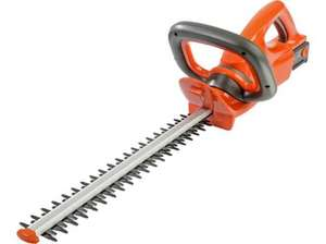 Cheapest Branded Cordless Hedge Trimmer at Moment? Flymo EasiCut Cordless 420 Cordless Battery Hedge Trimmer 18 V - 42 cm £50.49 @ Amazon